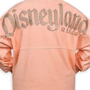 Disneyland Spirit Jersey - Rose Gold
